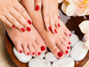 Manicure & Pedicure Promotion