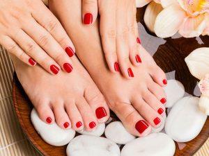 Manicure & Pedicure Promotion